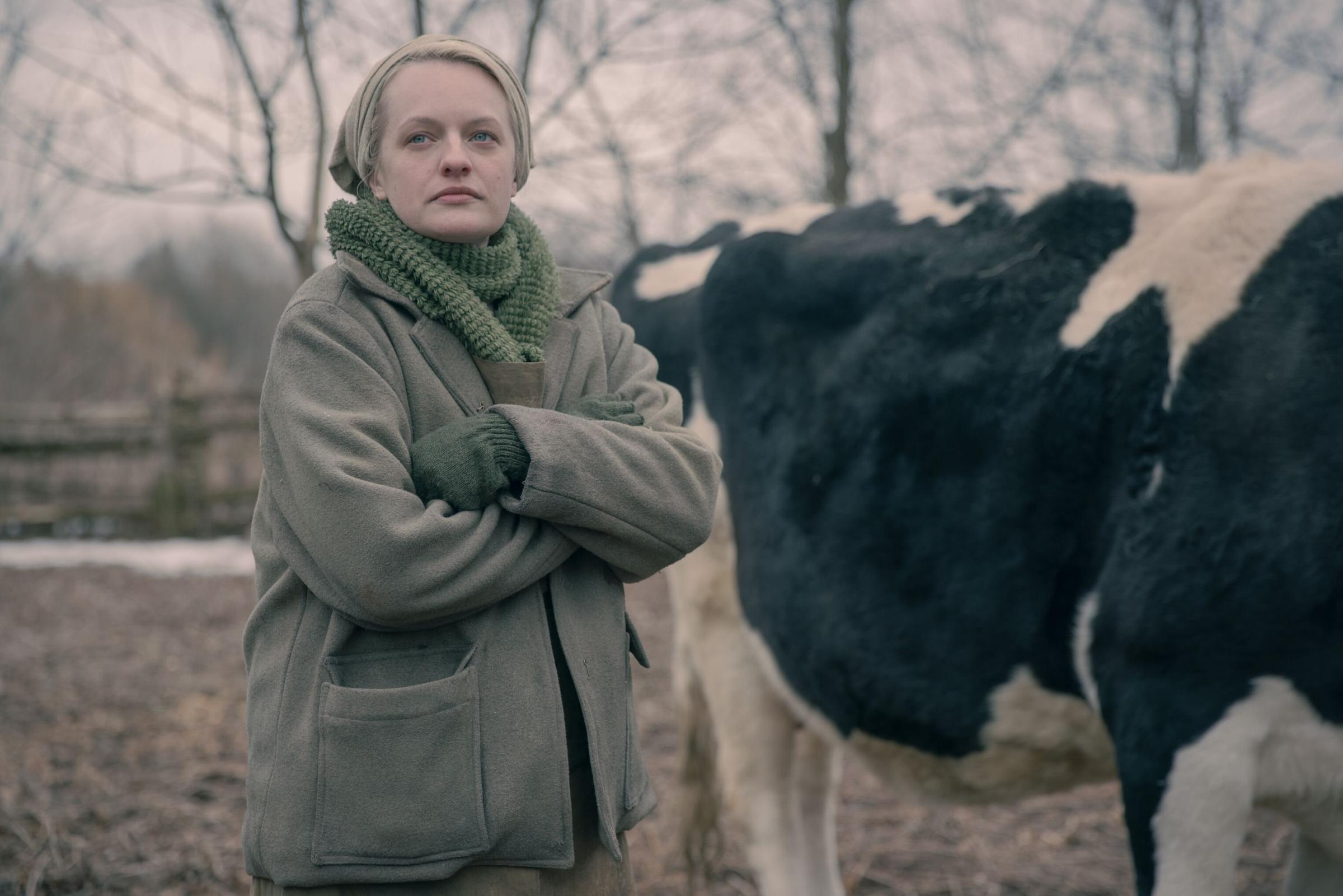 Alison Rowat's TV preview: The Handmaid's Tale; Philly DA; Diana; Time