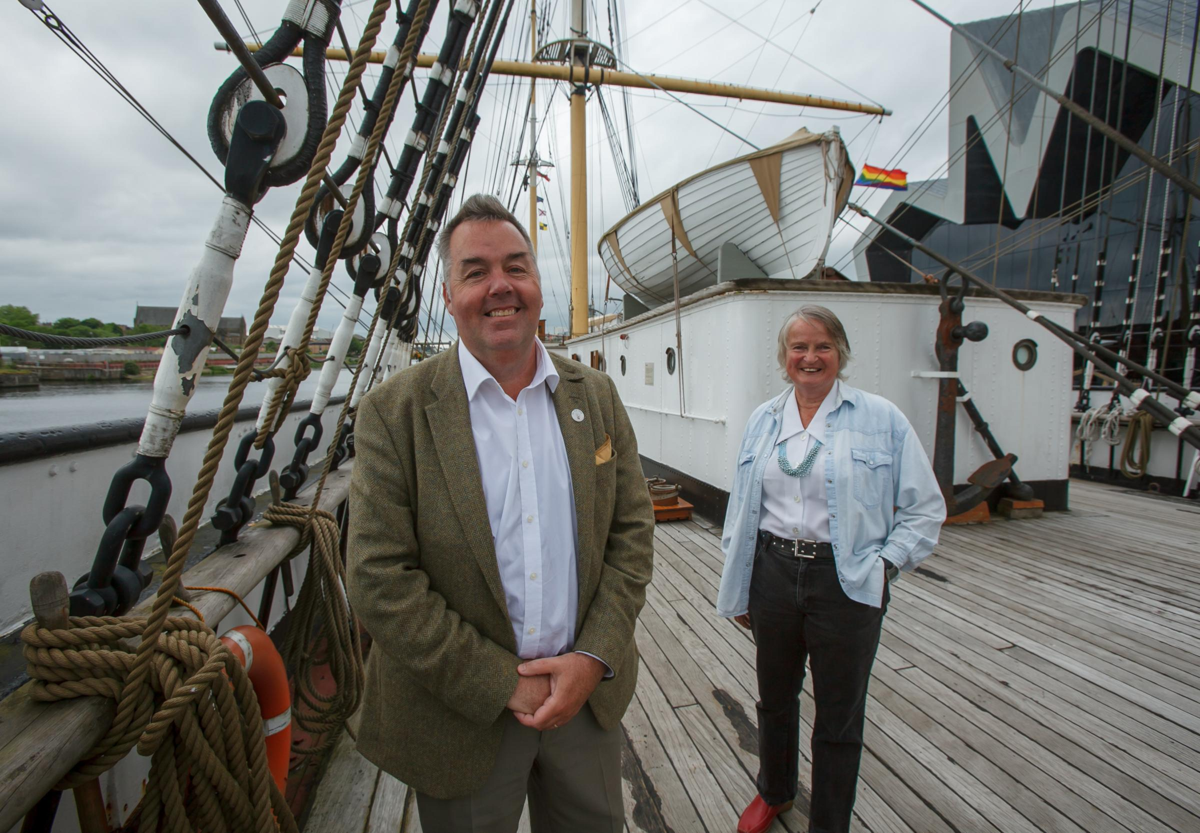 Glasgow's tall ship Glenlee in battle to secure future as she marks 125th year