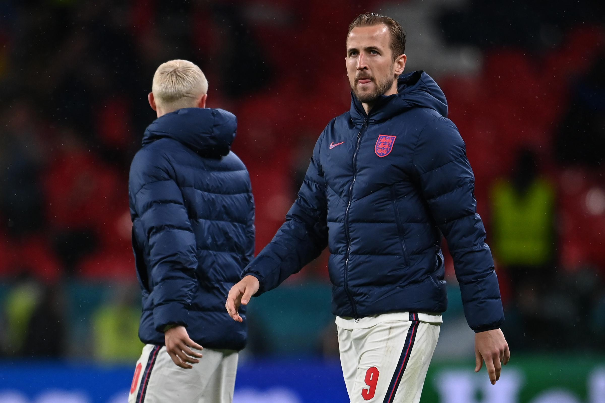 Harry Kane makes England admission after Scotland draw