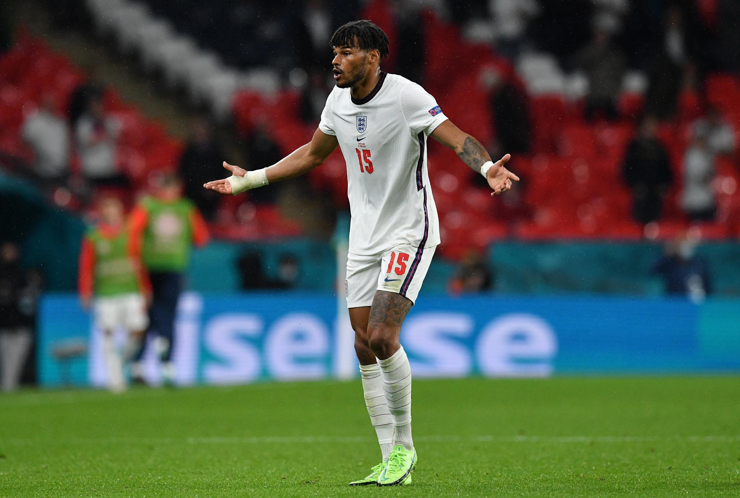 Tyrone Mings pinpoints 'annoying' Scotland opponent as England are held at Wembley