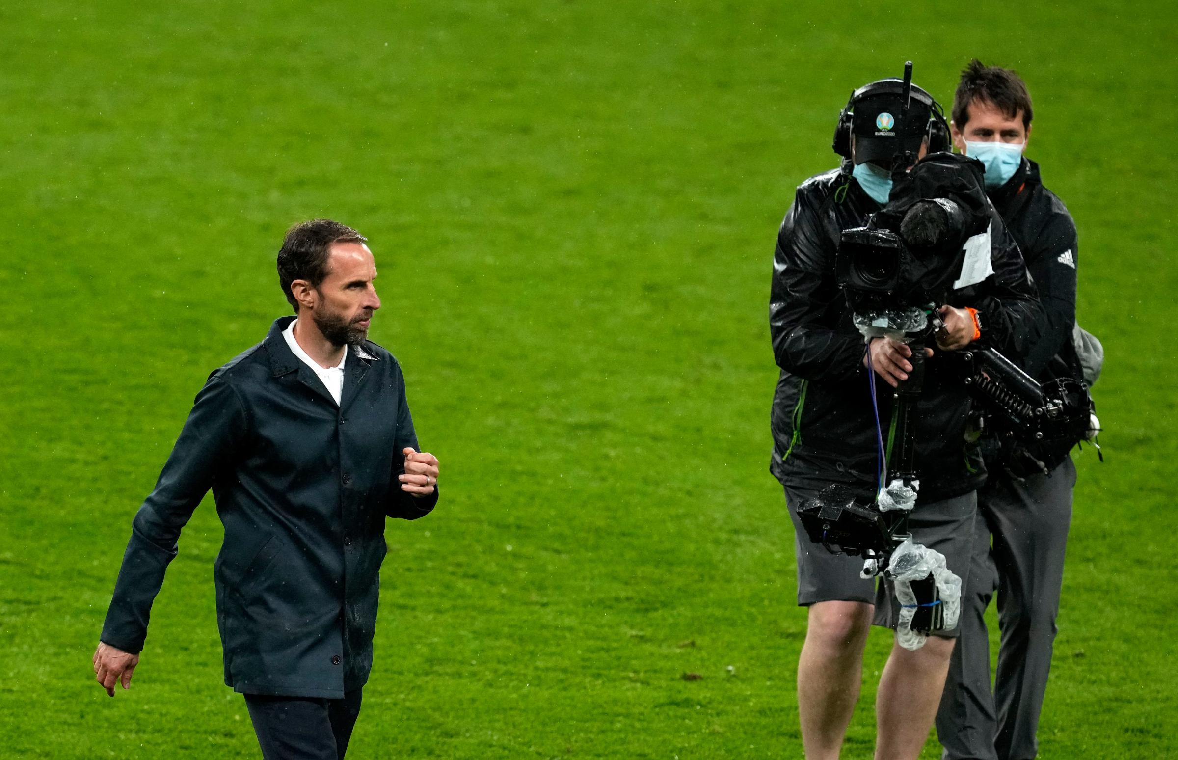 Gareth Southgate makes 'look at ourselves' admission after England are held by Scotland