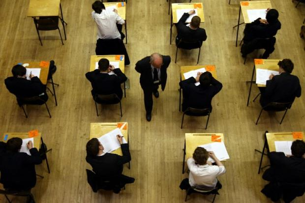 HeraldScotland: Formal exams were cancelled in 2020 and 2021 due to Covid-19.