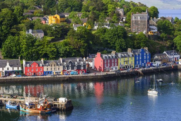 HeraldScotland: Hotspot: Tobermory on the Isle of Mull