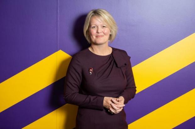HeraldScotland: Alison Rose, chief executive, NatWest Group.
