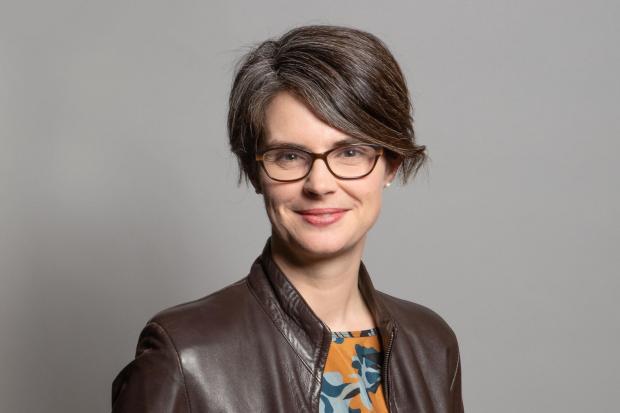 HeraldScotland: Official UK Parliament portrait of Chloe Smith, MP for Norwich North.