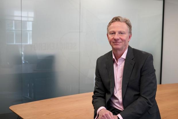 HeraldScotland: Serica Energy chief executive Mitch Flegg