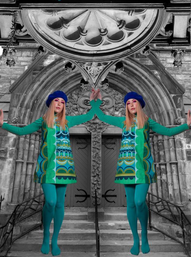 HeraldScotland: Dunfermline's architectural heritage has been an inspiration