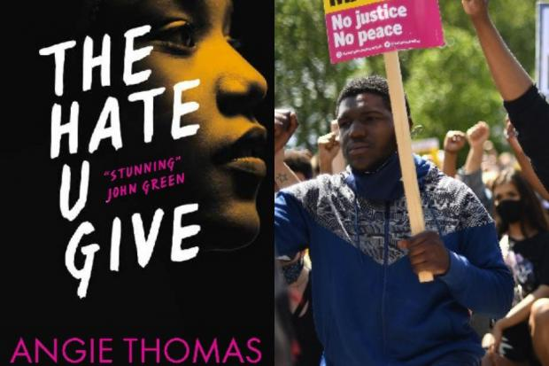 HeraldScotland: Angie Thomas' award-winning novel The Hate U Give was inspired by the Black Lives Matter movement.
