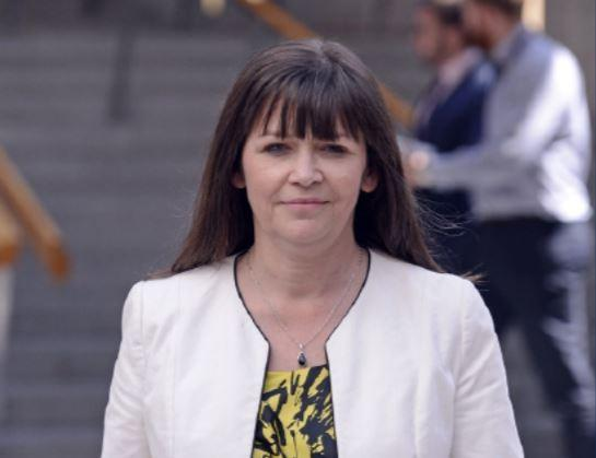 HeraldScotland: Minister for Children and Young People Clare Haughey