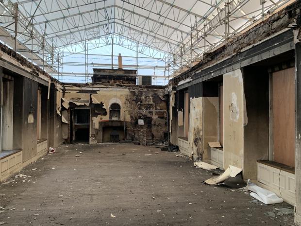HeraldScotland: The damage was great.