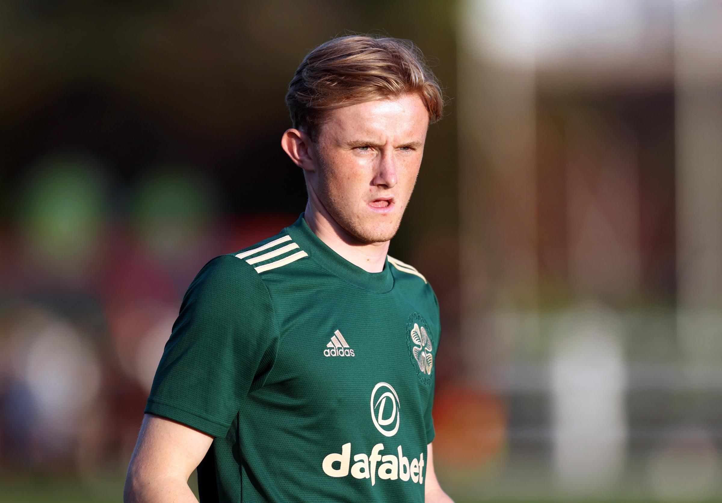 Ewan Henderson on brother Liam giving him tips through Celtic TV, and making his mark as he moves into final year of contract