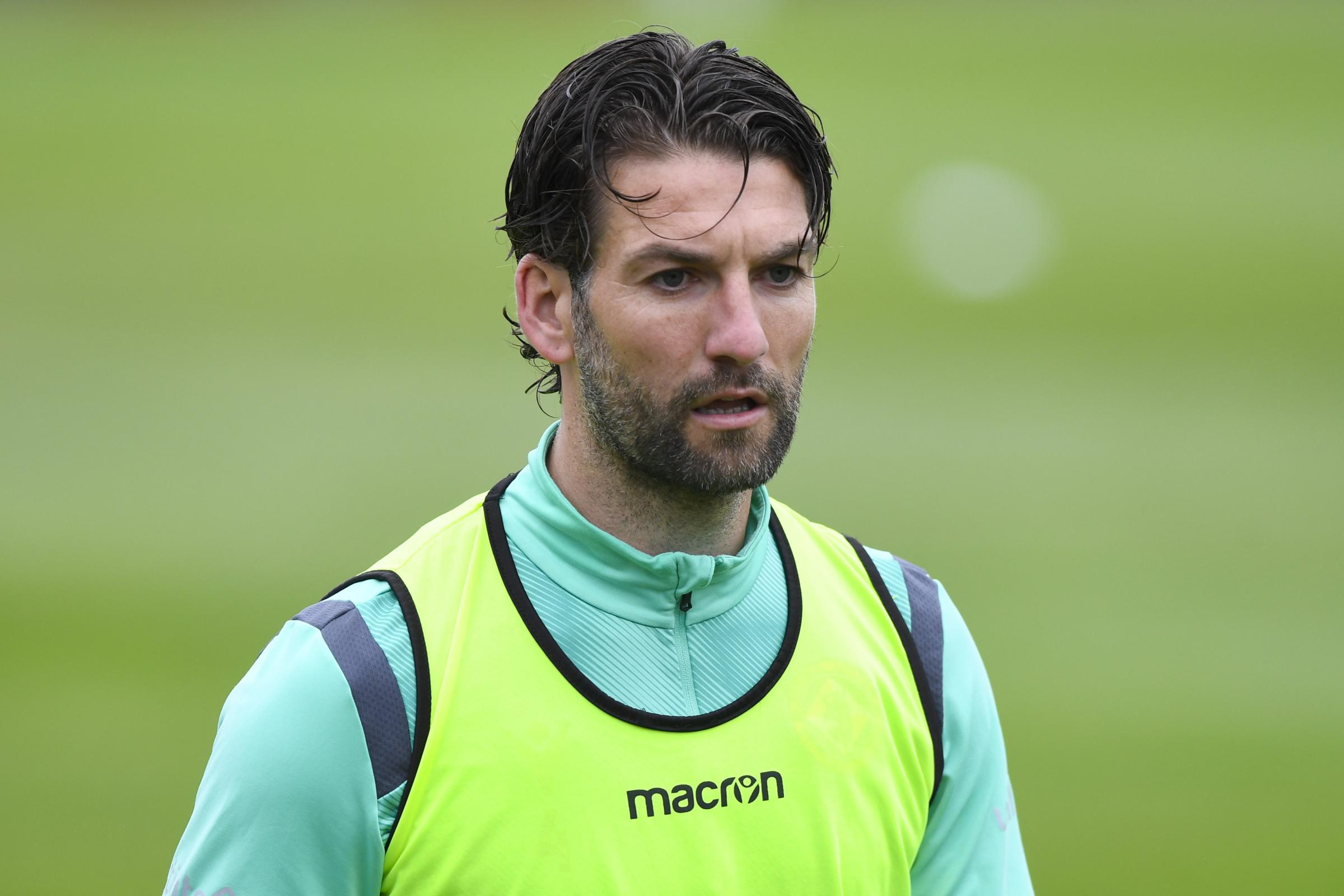 Dundee United defender Charlie Mulgrew 'delighted' cheeky free kick against Arbroath paid off