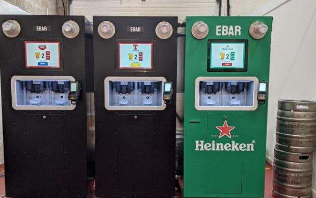 HeraldScotland: The company's kiosks.