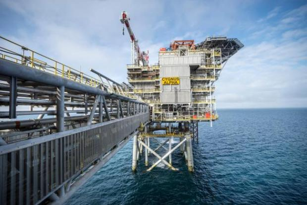 HeraldScotland: Spirit Energy has a stake in the giant Cygnus gas field in the North Sea.
