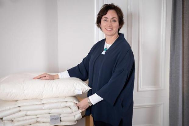 HeraldScotland: Joan Johnston of Ava Innes