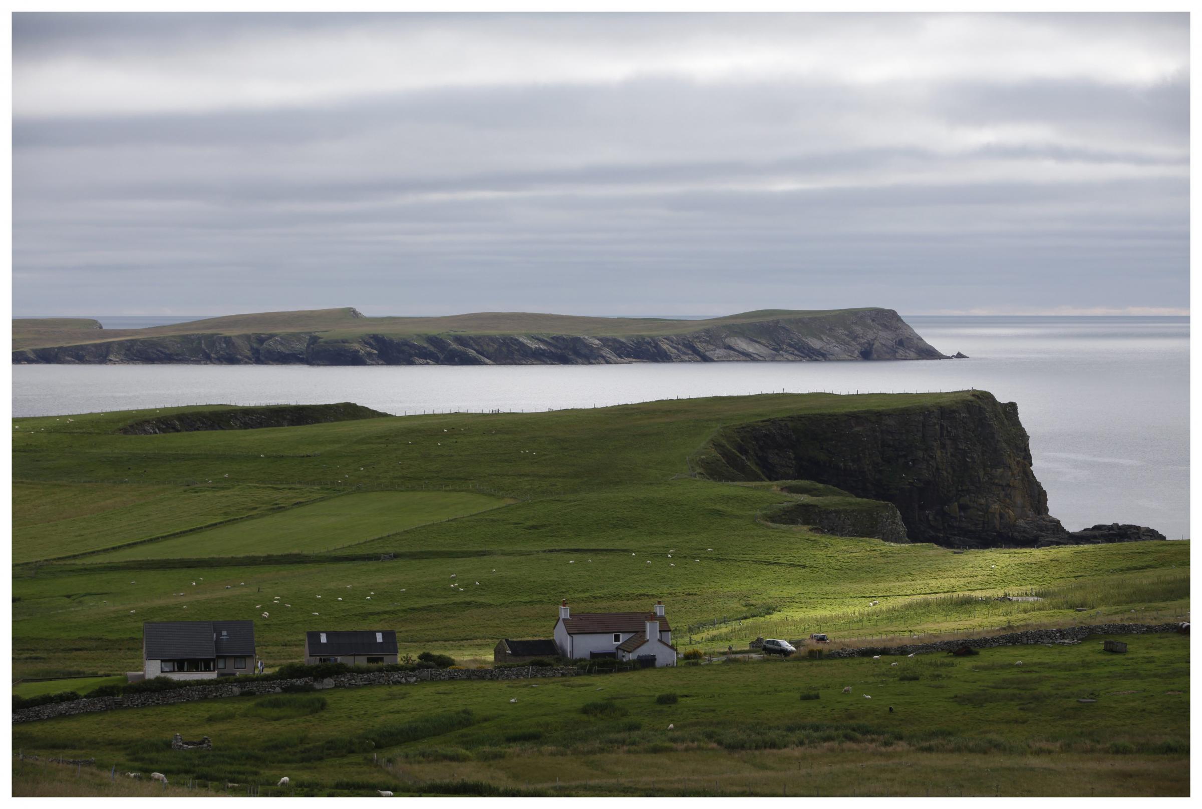 Shetland fiddle player Jenna Reid on her island homeland