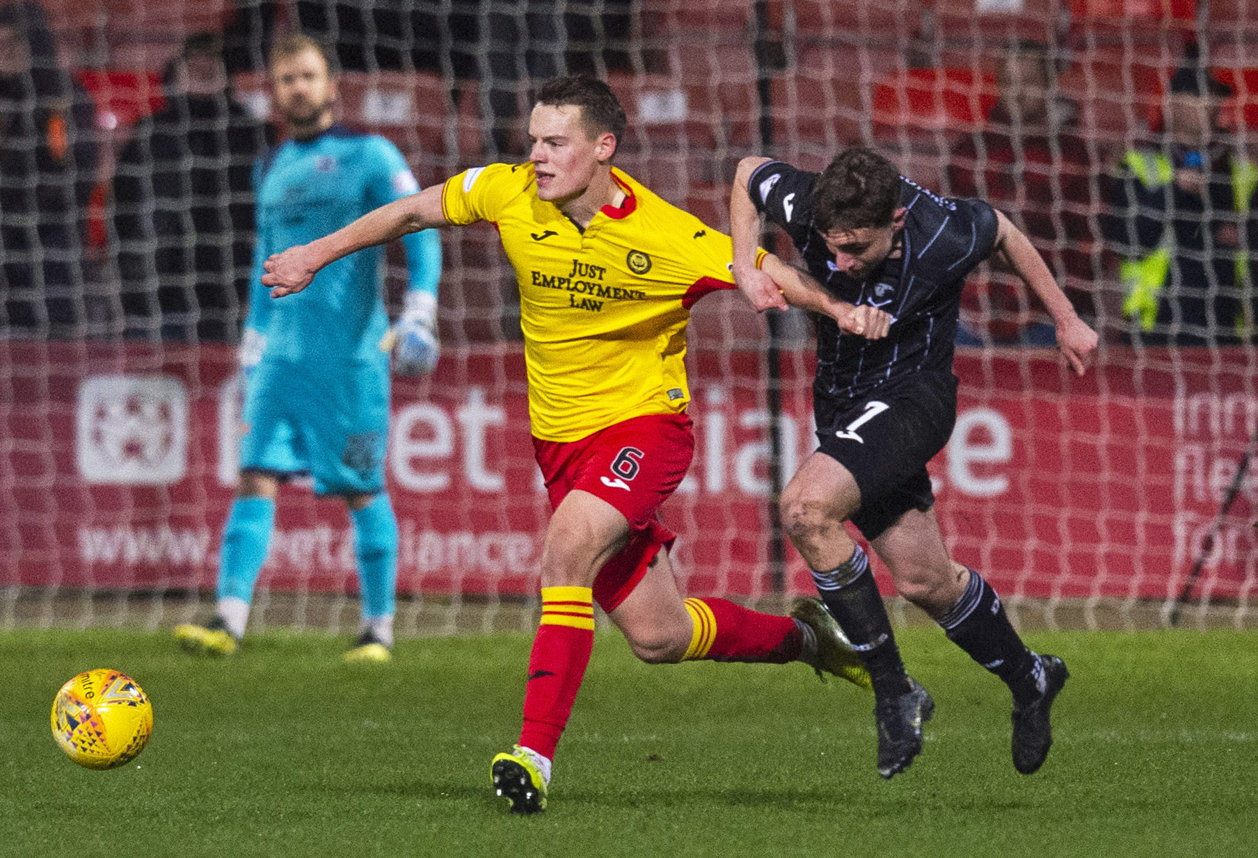 Partick Thistle sign Rangers defender Lewis Mayo on loan