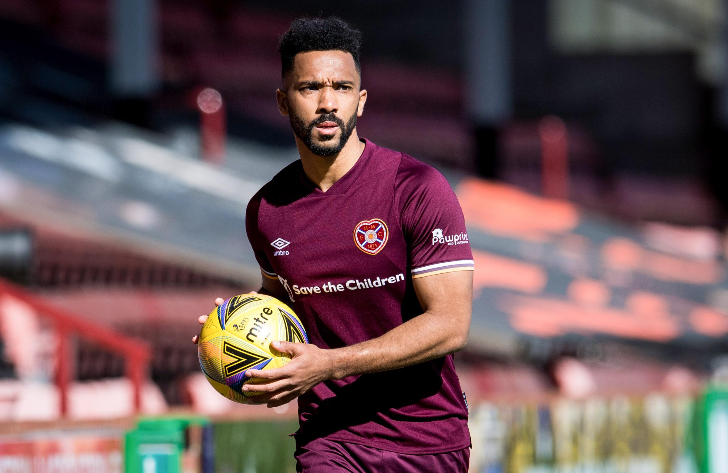 Former Aberdeen defender Shay Logan signs three-year deal with Cove Rangers