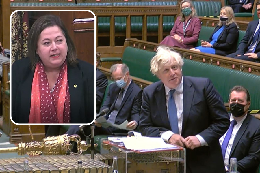 SNP slam 'broken' Westminster system as Scotland faces cut of 2 MPs in new boundary plans