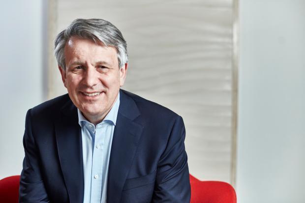 HeraldScotland: Shell chief executive Ben van Beurden Picture: Shell