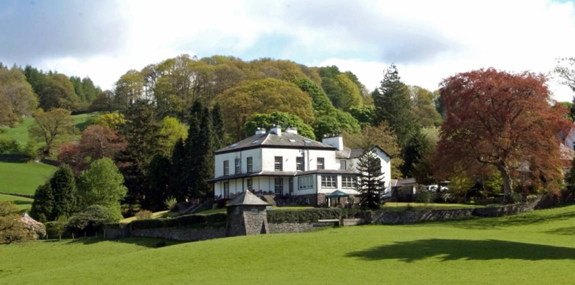 Checkout: Ees Wyke Country House Hotel, Hawkshead, Cumbria