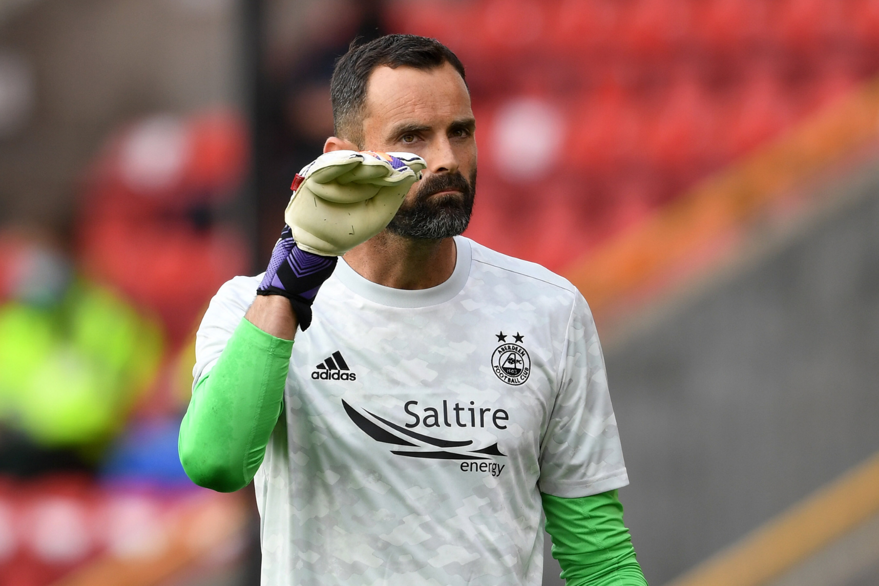 Joe Lewis hopes Aberdeen can put on a show against Dundee United to delight Pittodrie supporters
