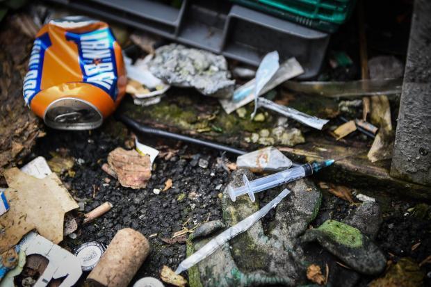 Krisis kematian narkoba di Scotland semakin banyak apabila rasa malu SNP terungkap