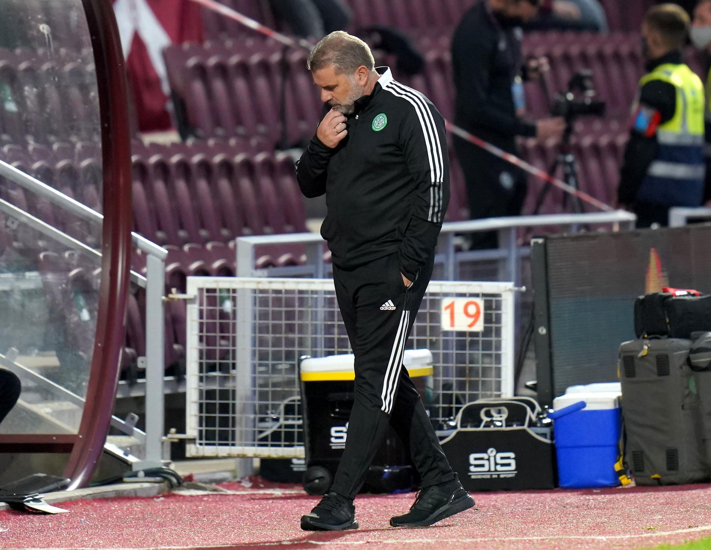 Celtic board have thrown Ange Postecoglou under a bus, insists Frank McAvennie