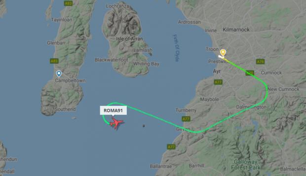 HeraldScotland: FlightRadar.com