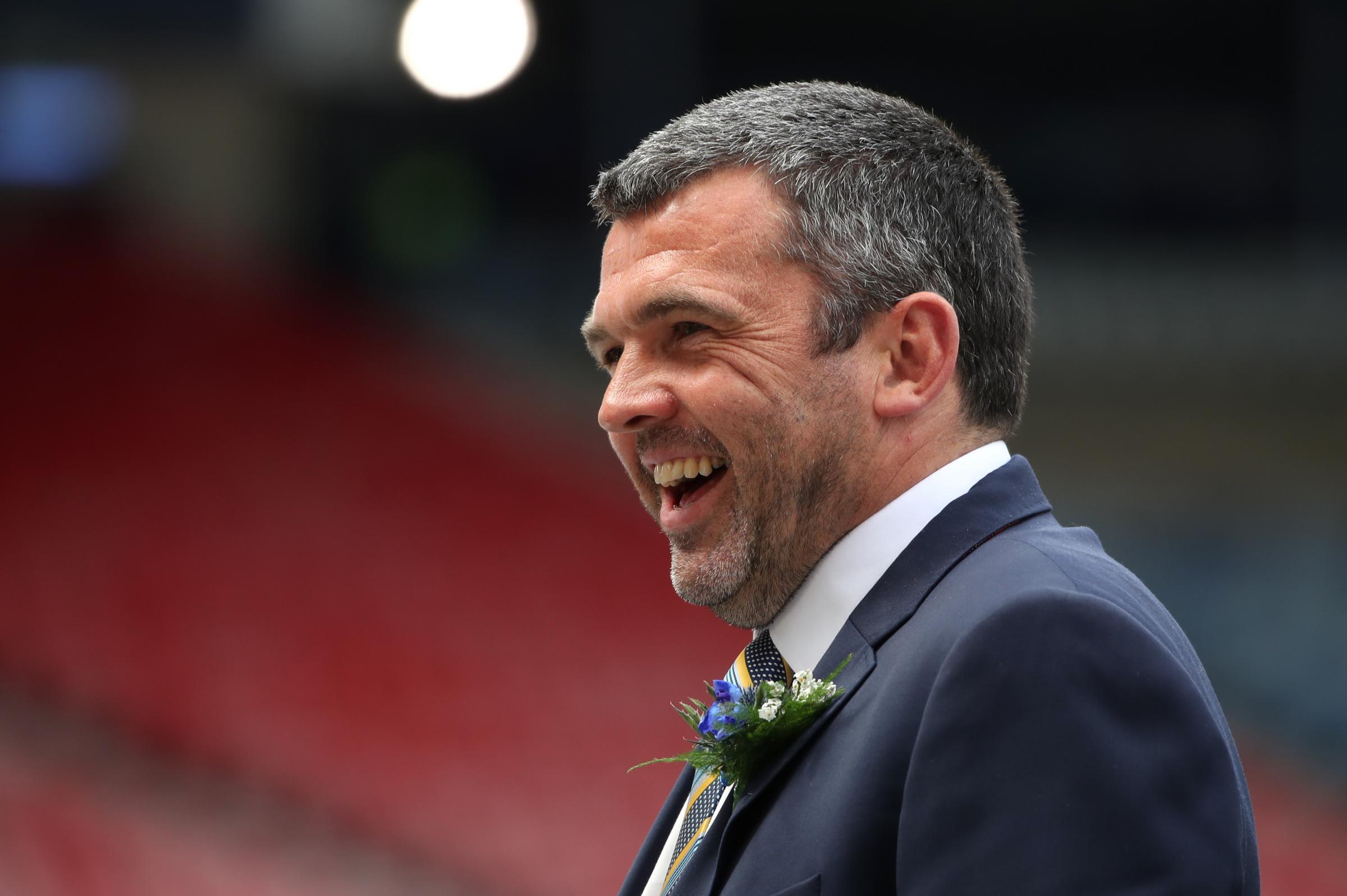 St Johnstone boss Callum Davidson calls for McDiarmid Park sell out for Galatasaray return leg