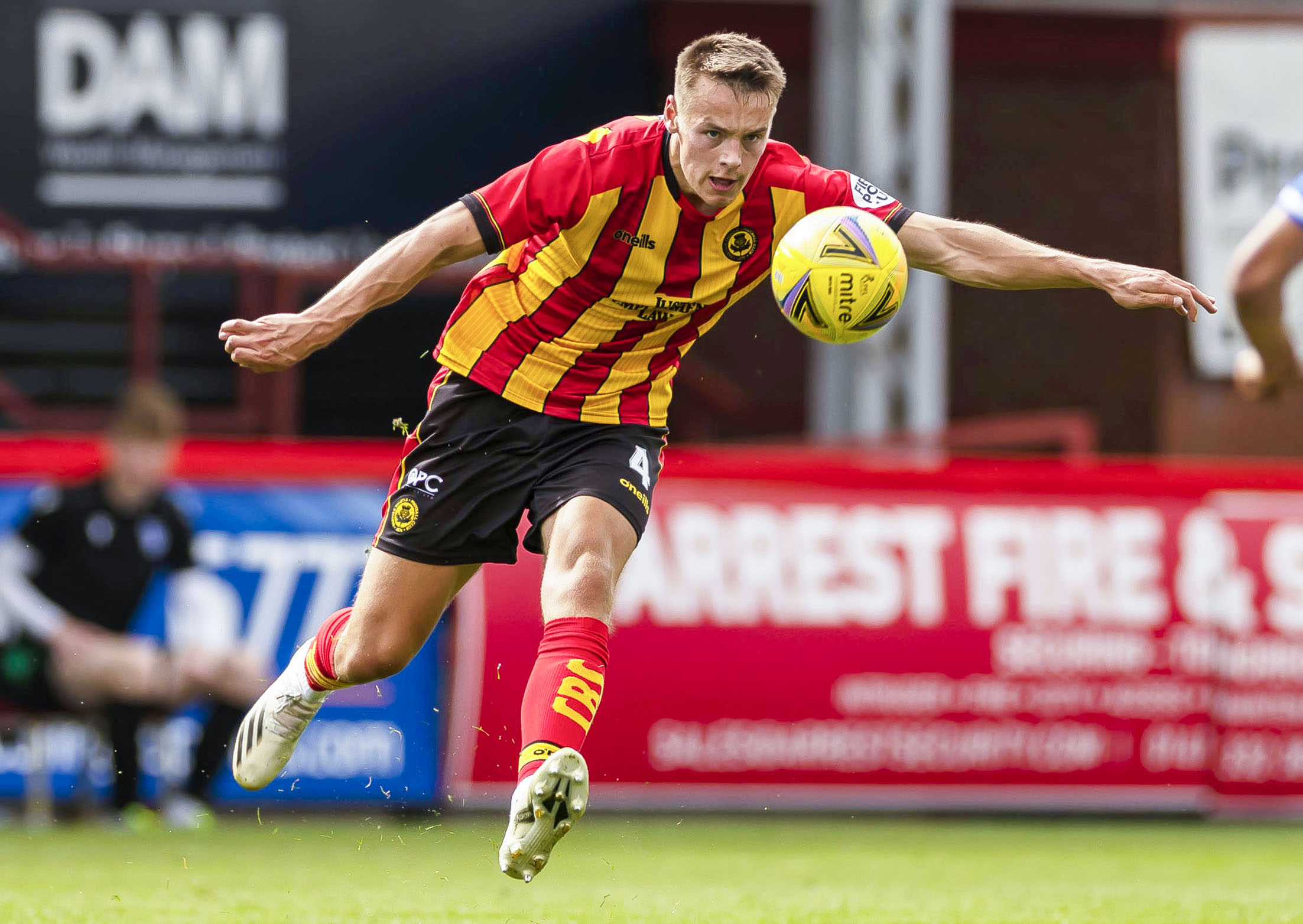 Lewis Mayo reaping rewards of U21 call-up ahead of Raith Rovers clash