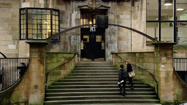 HeraldScotland: La Escuela de Arte de Glasgow mira hacia su desarrollo futuro