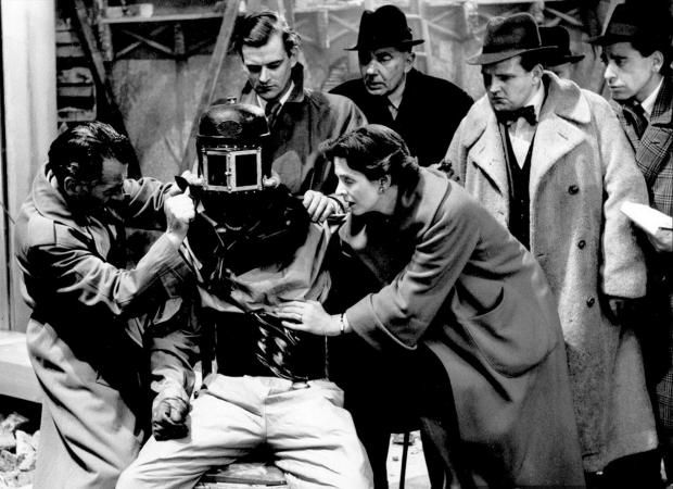 HeraldScotland: The Quatermass Experiment (1953)