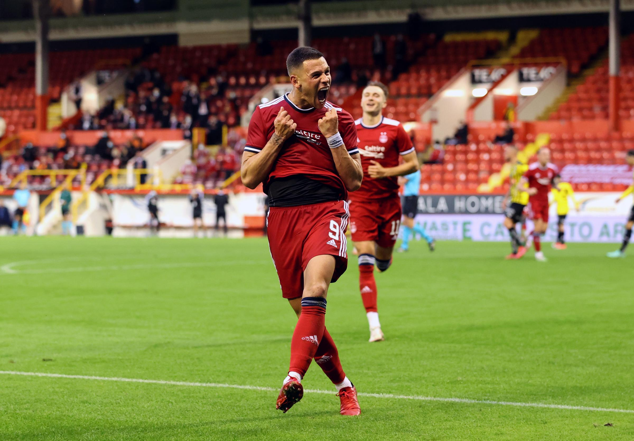 Aberdeen striker Christian Ramirez hoping to force his way into USA national team squad