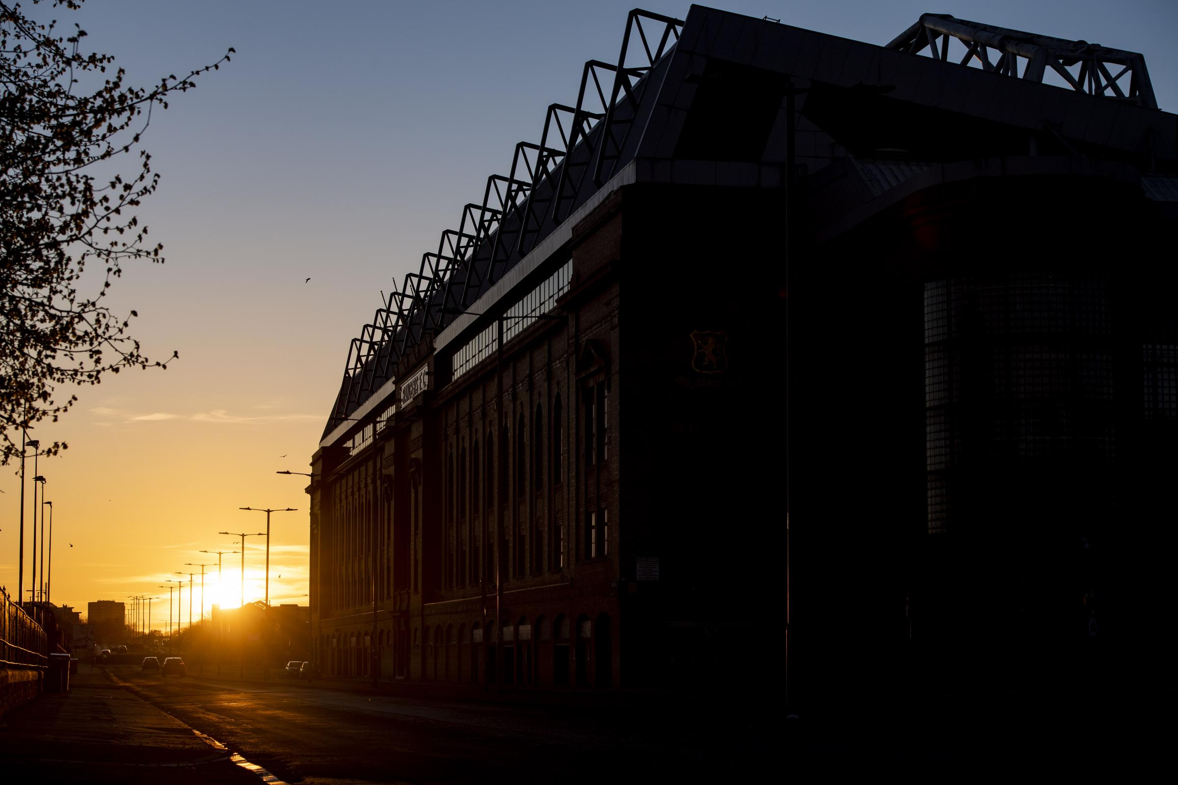 Sell-out crowds are back at Ibrox - but a longed-for Champions League return will have to wait for flat Rangers
