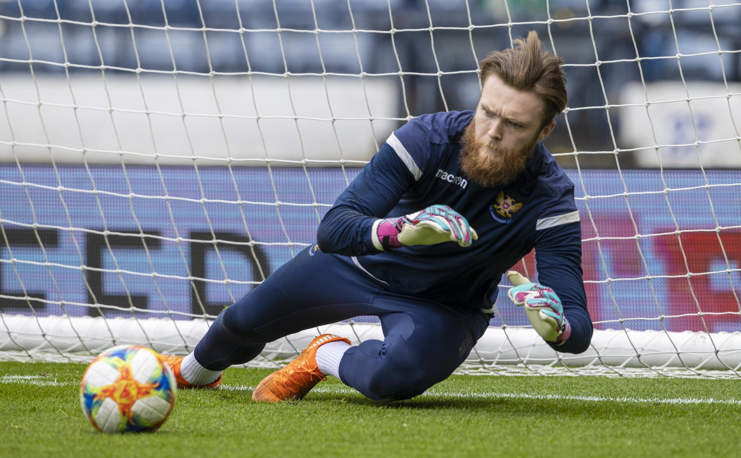 Liam Kelly or Zander Clark? Alan Rough on Scotland's goalkeeping future
