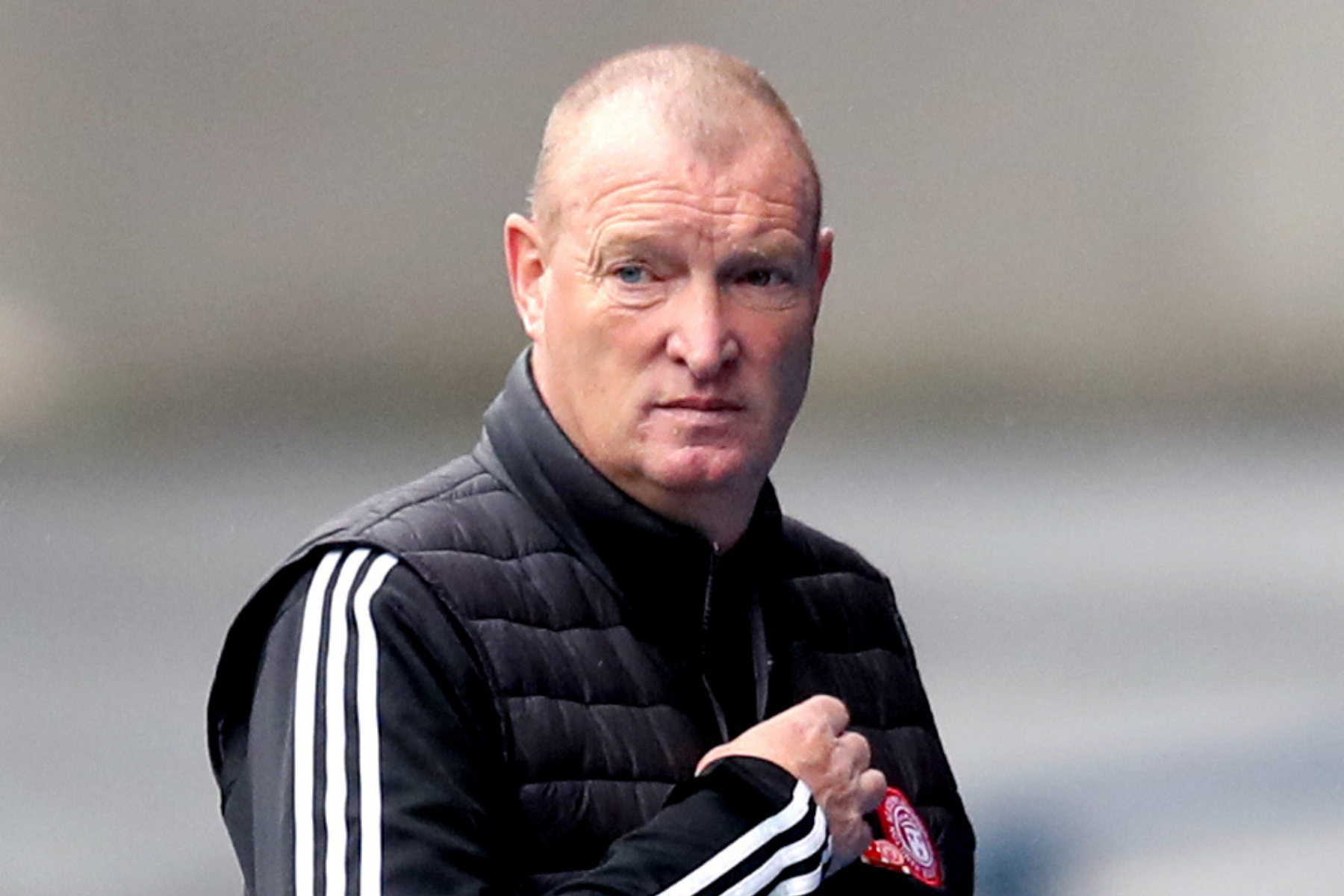 Hamilton confirm manager Brian Rice has left club after shock resignation