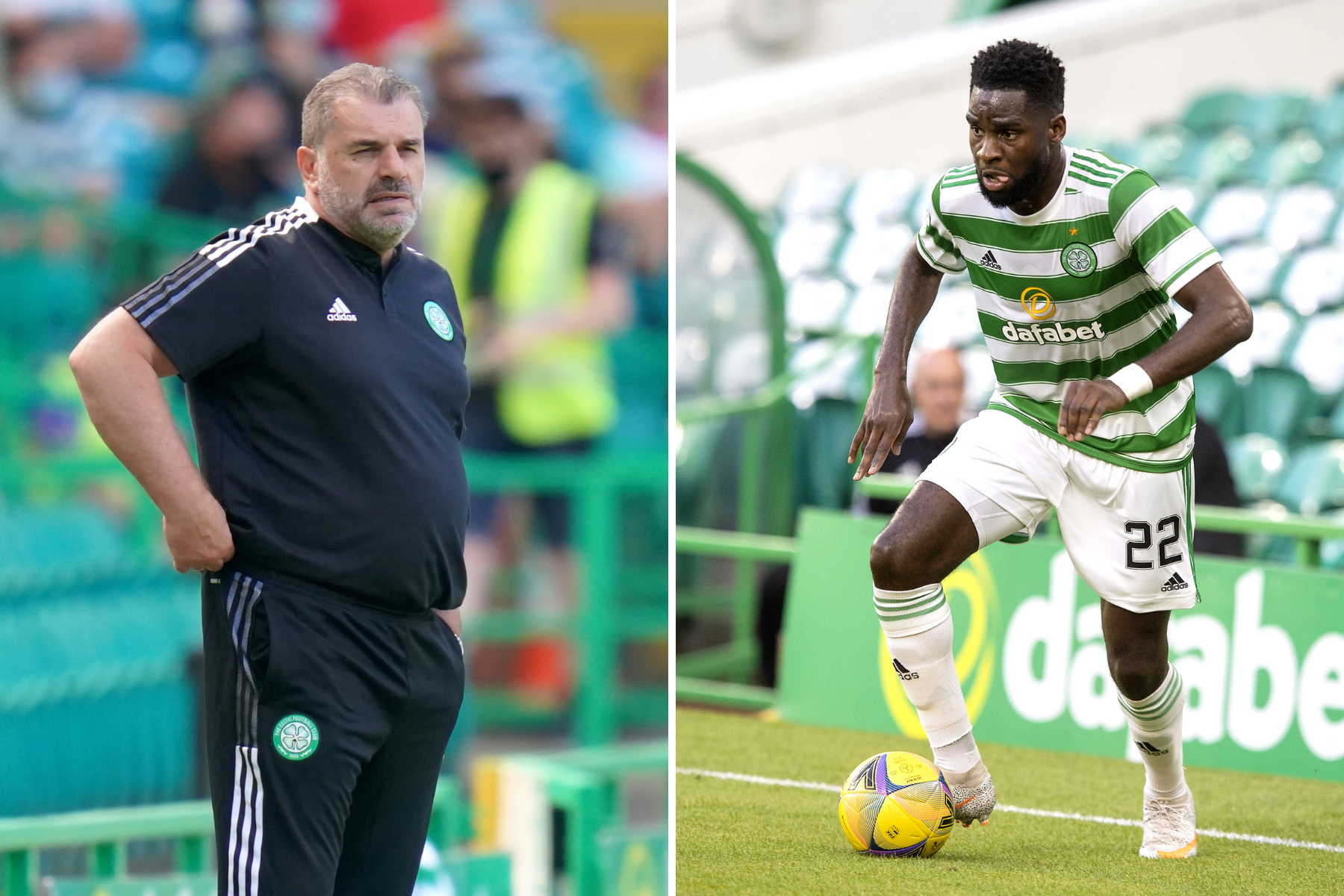 Celtic boss Postecoglou provides Edouard transfer update as he outlines 'club concern'