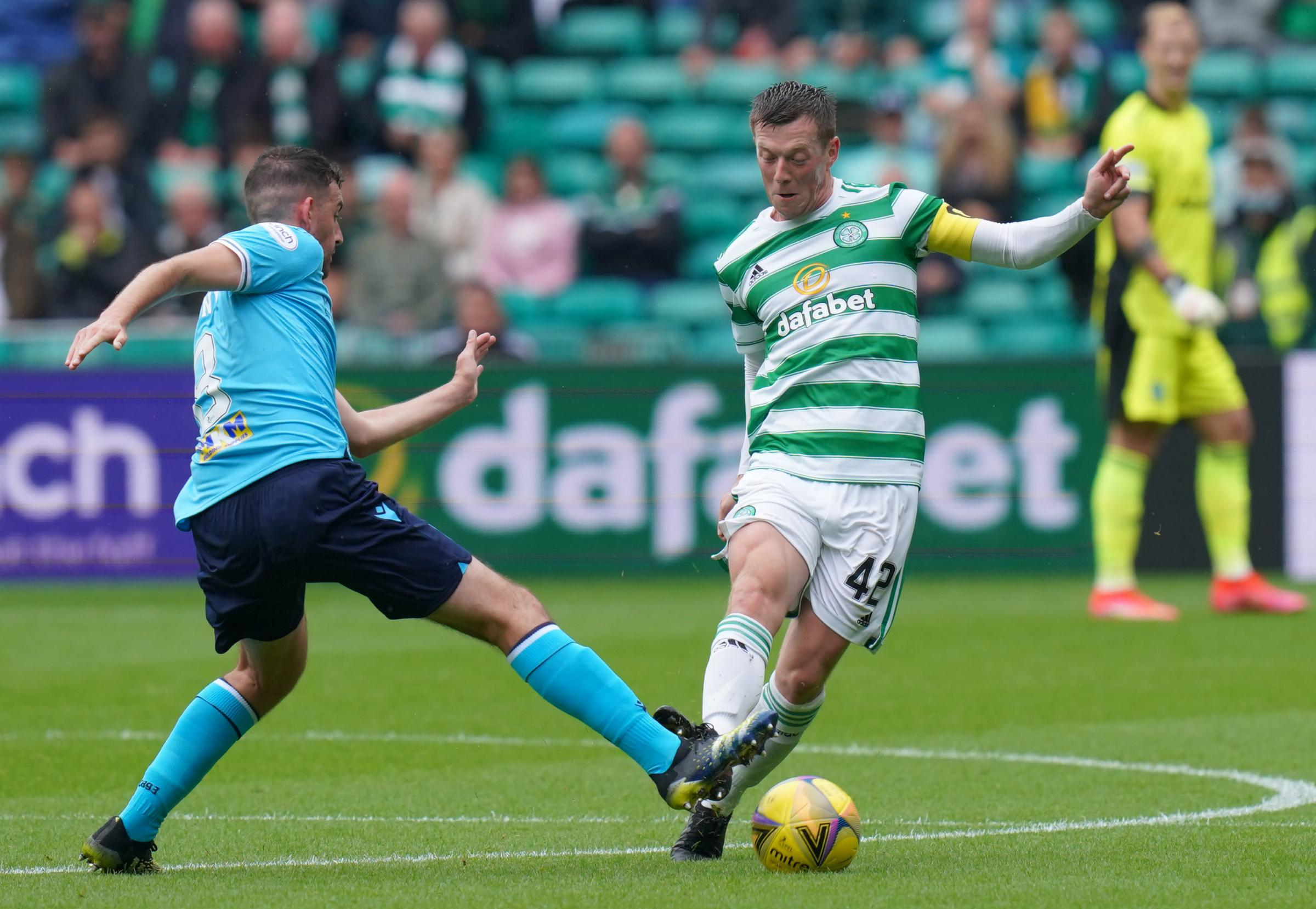 Callum McGregor on Celtic seizing the momentum, guarding against complacency, and Kyogo Furuhashi's fluency in the language of football
