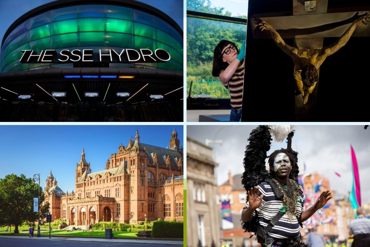 Glasgow is a city with nationally recognised cultural assets