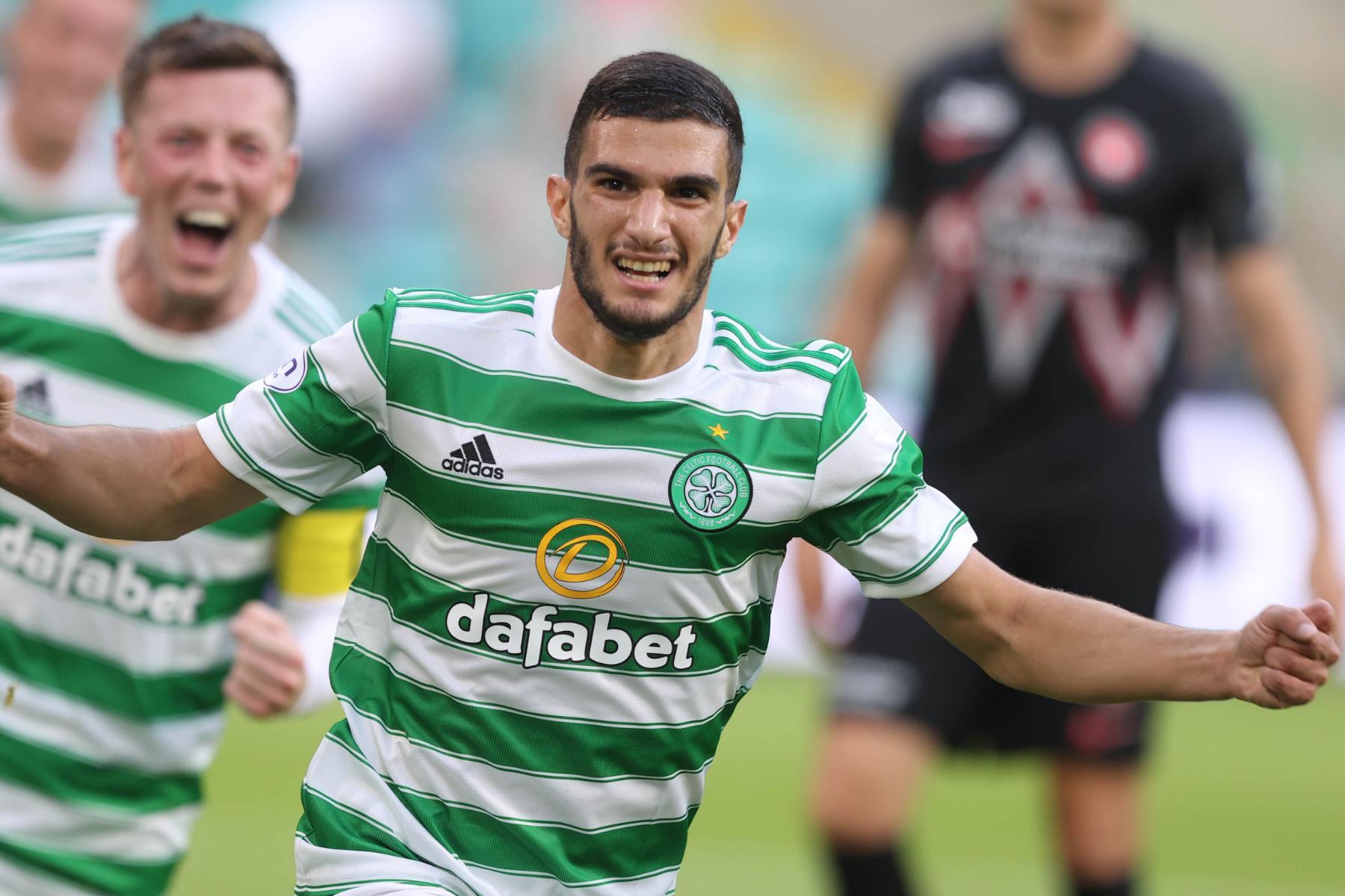 Celtic boss Postecoglou explains Abada absence as winger drops out of Euro squad