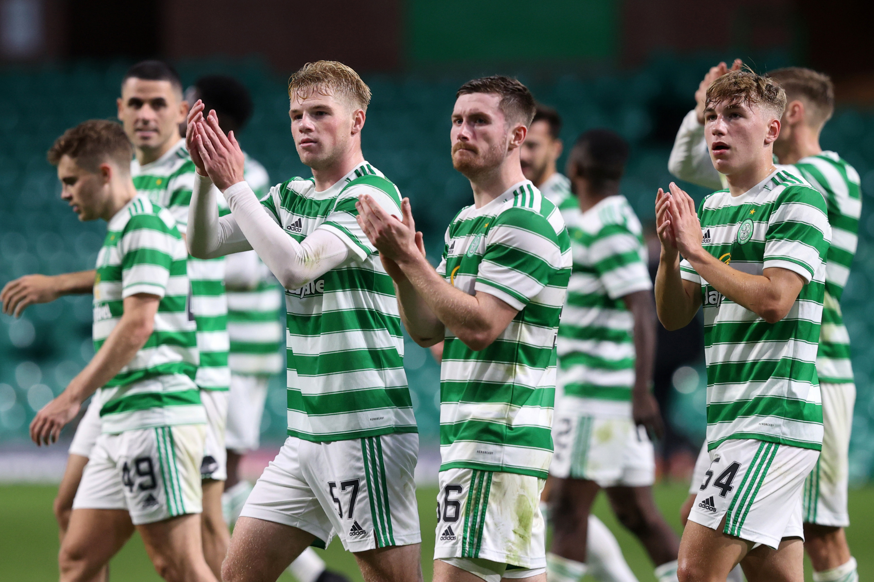 Celtic player ratings as Hoops seal Europa League play-off place with 3-0 win