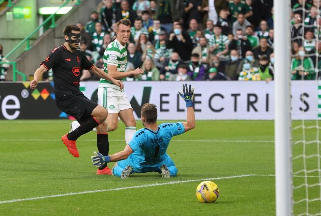 Celtic 3 FK Jablonec 0 (Celtic win 7-2 on agg): Eighteen months on, the old European nights are back with a bang at Celtic Park