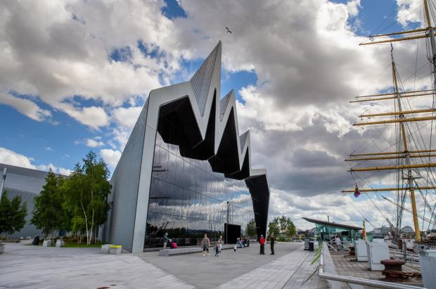 HeraldScotland: Glasgow's Riverside museum is operated by Glasgow Life
