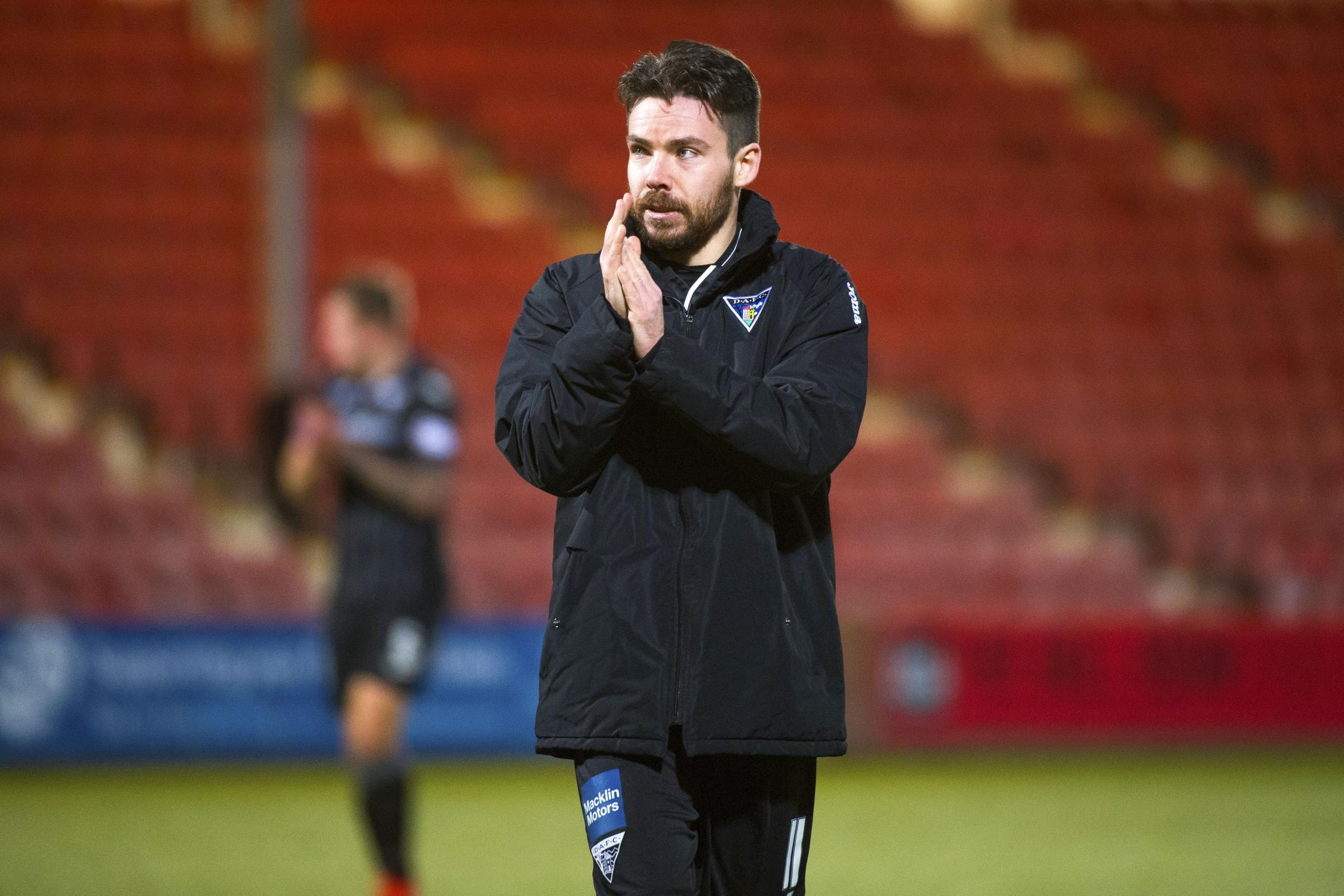Ryan Dow: Dunfermline have to get the Ibrox crowd to turn on under-pressure Rangers