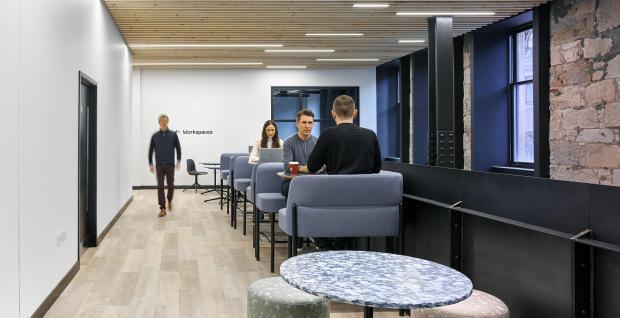 HeraldScotland: McLellan Works office space