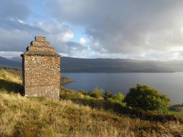 HeraldScotland: The scenic walking route of Dun Na Cuaiche and River Aray, Inveraray. Picture: Ken MacTaggart