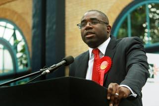 HeraldScotland: Lammy love affair: re-elected David Lammy increased his majority as he marks ten years of representing the constituency