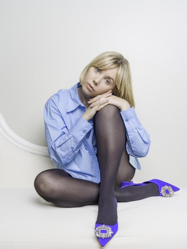 HeraldScotland: Outlander star Lauren Lyle. The Scottish actor has roles in BBC thriller Vigil and ITV crime drama Karen Pirie. Picture: Richard Rankin