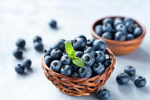 HeraldScotland: Blueberries also contain the purple pigment anthocyanin